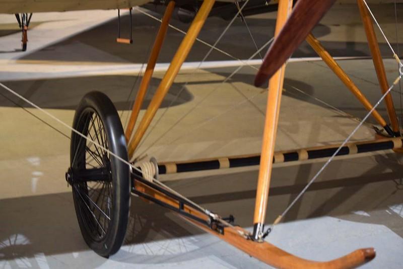 Βασιλικό Αεροσκάφος Εργοστάσιο BE2A 4