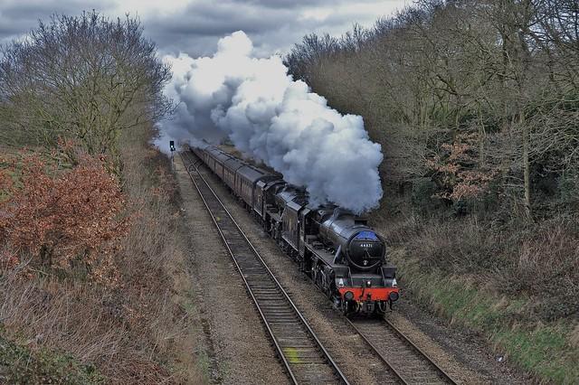 Woodley Steam