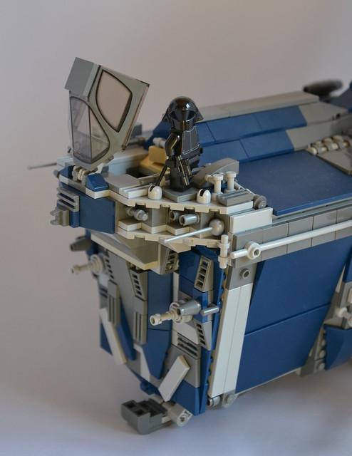 Sheathipede-class transport shuttle Evolved