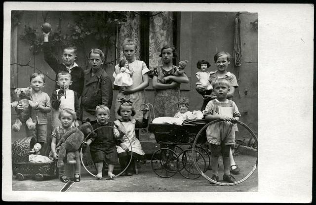 Archiv D629 Kinderheim 1925