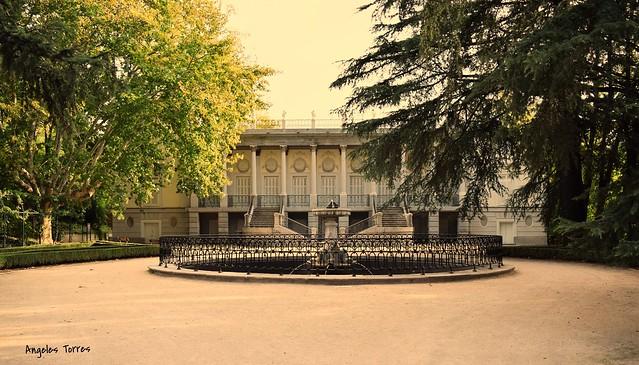 Palacio de los Jardines de El Capricho