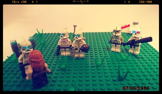 star wars republic commando IN 1980!!!
