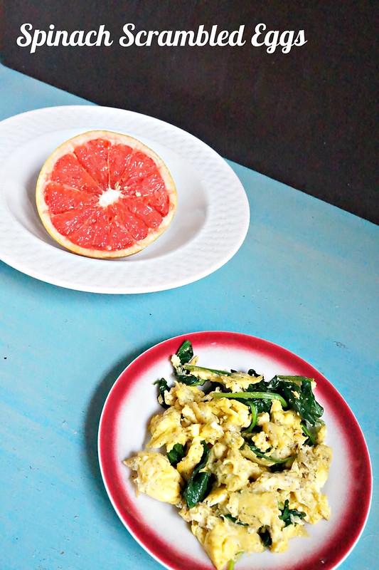 Spinach Eggs -edit
