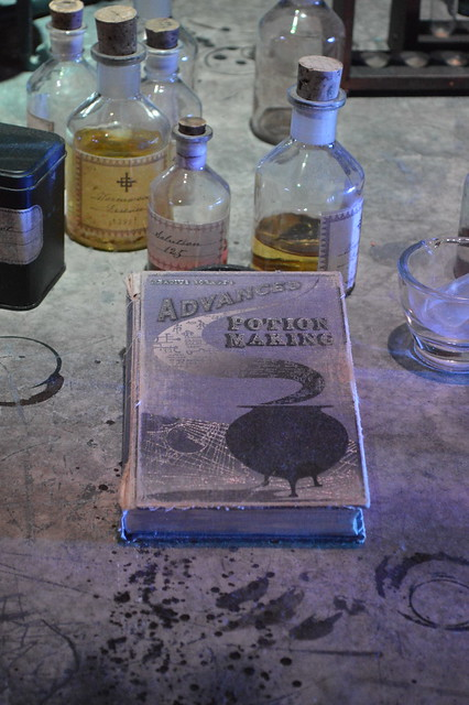 Advanced Potion Making Textbook