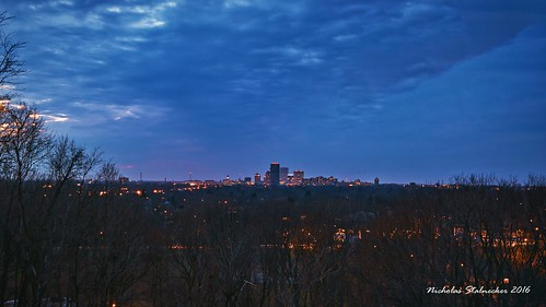 Rochester Skyline Revisited | by N. Stalsomething