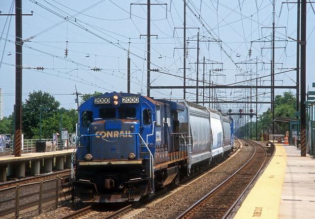 Edison in the Conrail Era