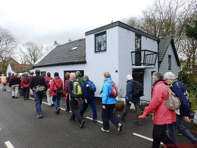 2016-03-23 stads en landtocht  Dordrecht            24.3 Km  (104)