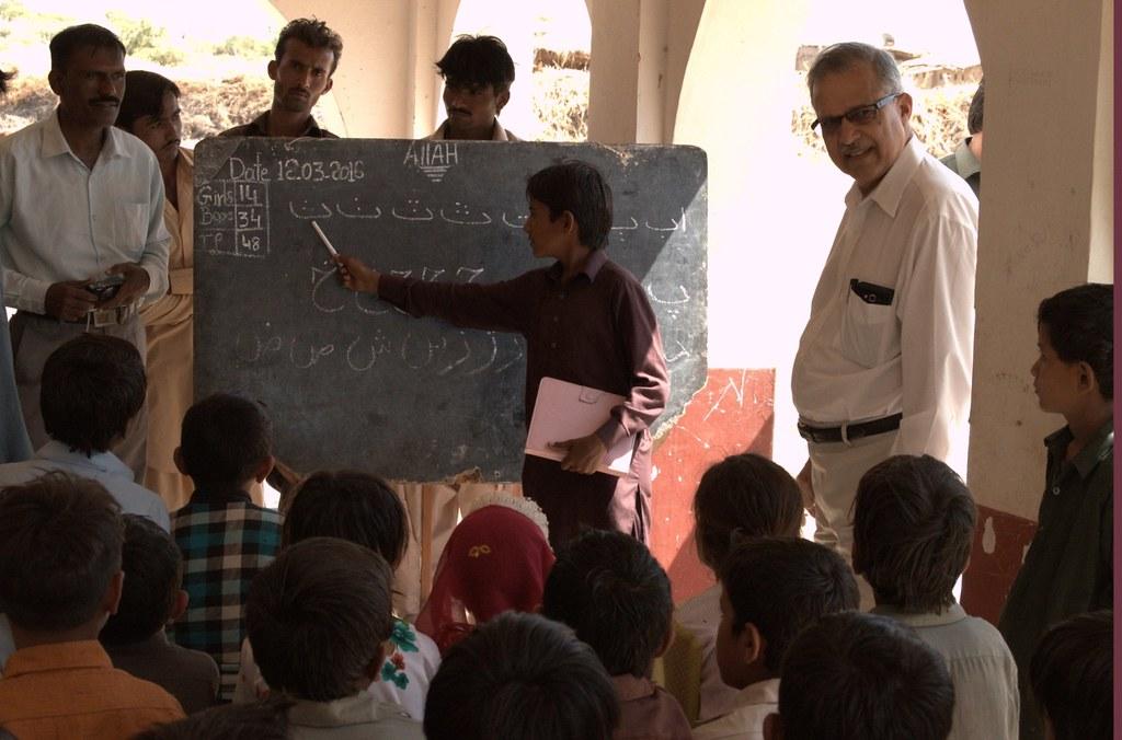 Tablets at PEP Schools Mirpur Sindh, Mar12, 2016   Distribut…   Flickr