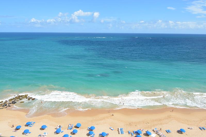 Condado Beach in San Juan