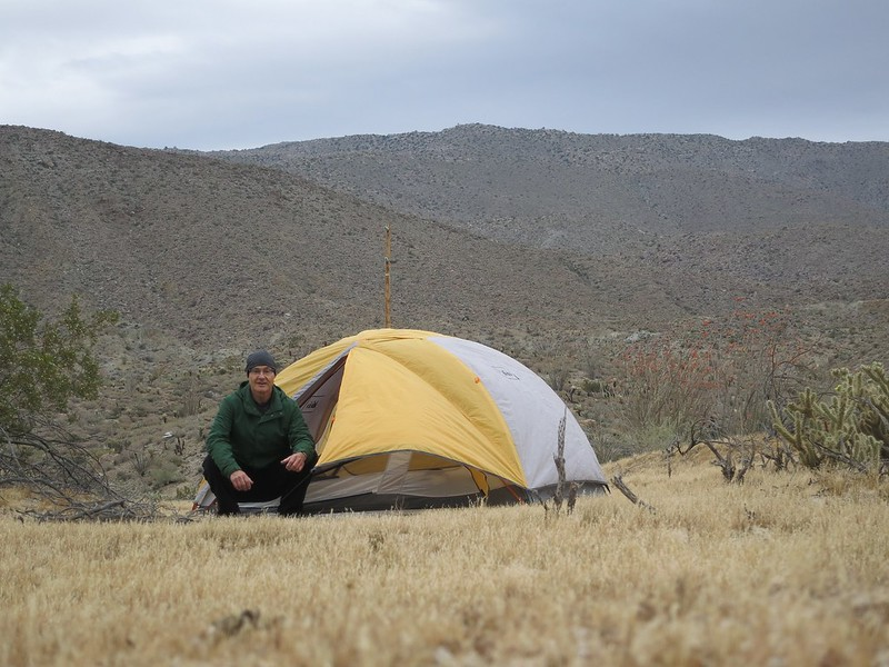 Grapevine Canyon Camp Site