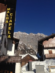 Náš hotel Malga Ciapela