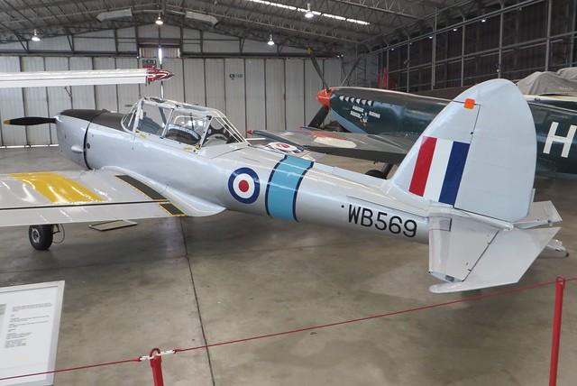 G-BYSJ WB569 Battle of Britain Airshow Duxford 20 September 2015