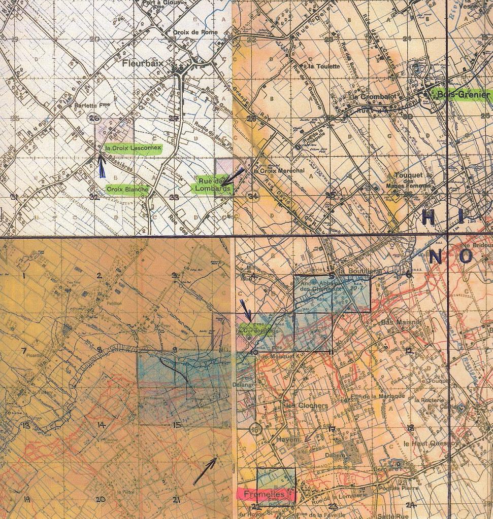 Fromelles] Flanders, France, WW1 Western Front Battlefiel… | Flickr