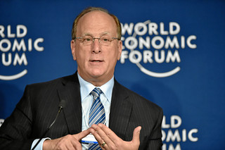 The Long-Term Imperative: Laurence Fink | by World Economic Forum