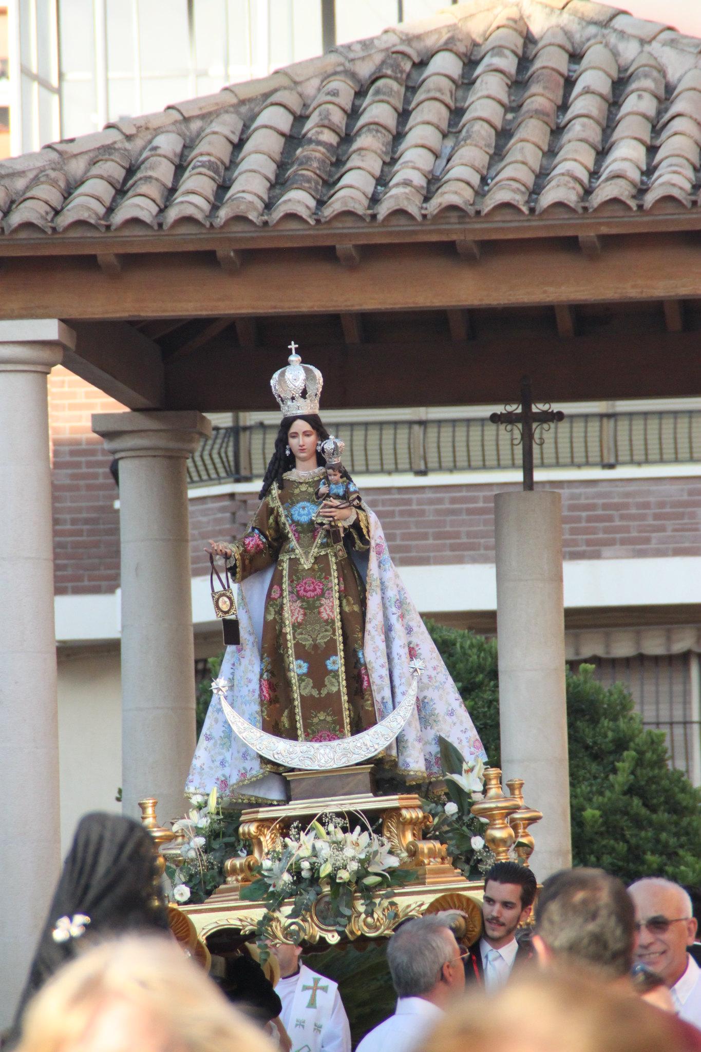 (2015-07-12) - Virgen del Carmen, parroquia La Santa Cruz - Javier Romero Ripoll (149)