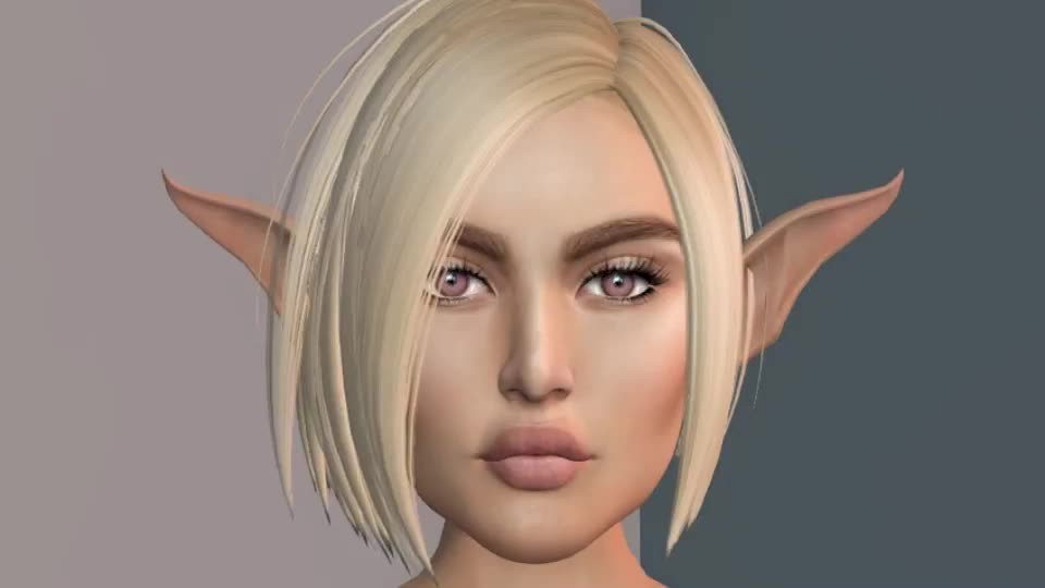 "Catwa ""Gwen"" Expressions"
