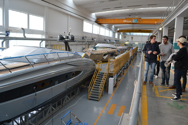 Master in Yacht Design
