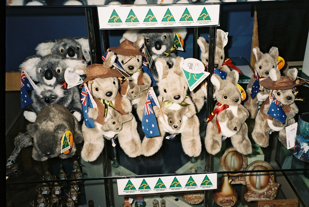 Toys, ''Australian Made and Owned''