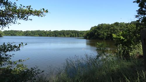 lake belleville van buren township