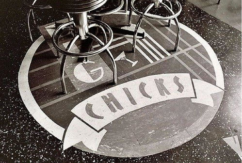 BC Floor logo bw | by TweetBigChicks