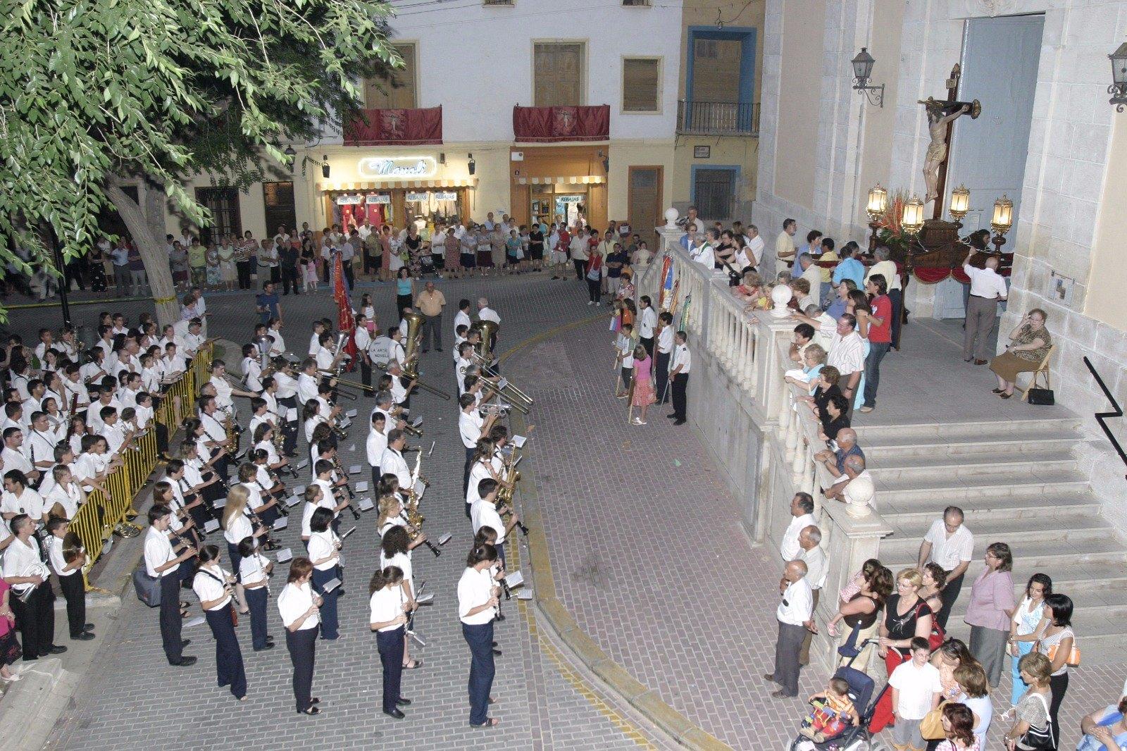 (2005-07-02) - Estreno Marcha Procesional  - Vicent Olmos -  (30)