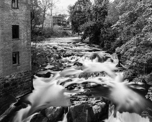 longexposure trees bw newyork brick water monochrome architecture us rocks day unitedstates architectural nd historical beacon landcape conditions