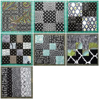 365 Challenge Quilt Sampler Week 02 | by Grey Cat Quilts