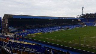 Birmingham City v Ipswich Town, St. Andrews, SkyBet Championship, Saturday 23rd January 2016   by CDay86