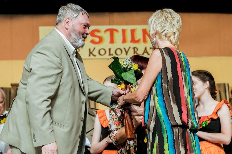 2014 Domača gledališka predstava Veselica v dolini tihi - foto Uroš Zagožen