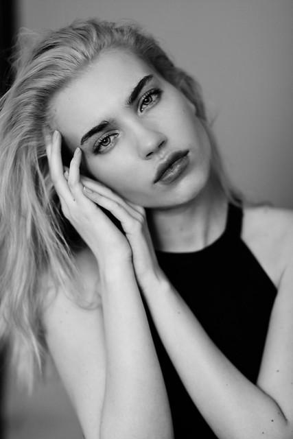 Anna Holman from FL models