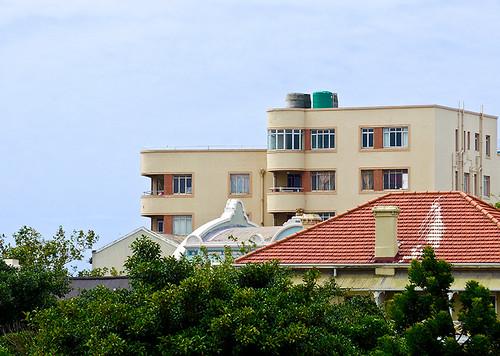roof building architecture southafrica photo moderne artdeco deco portelizabeth midcenturymoderne