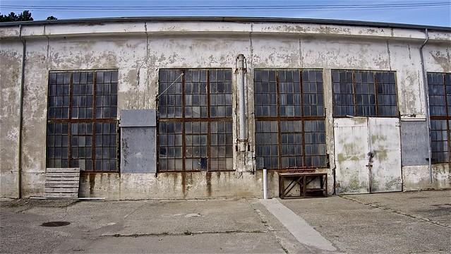 U.S. Naval Net Depot, Tiburon, California