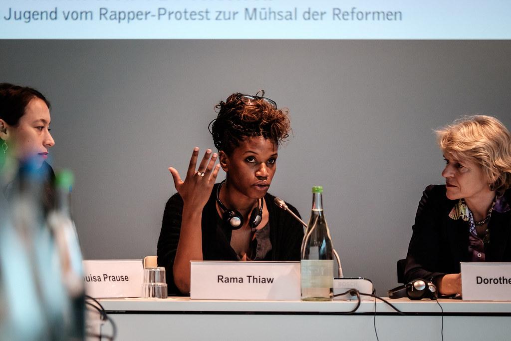The revolution won't be televised | Mittagsgespräch der Heinrich-Böll-Stiftung