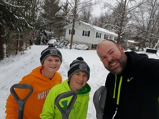 Best decision I ever made was buying extra snow shovels | by volsinohio