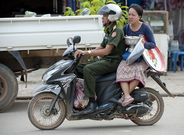 LAO260 Boun Khao Pansa - Luangprabang 201 - Laos