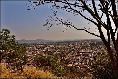 Capilla de San Miguel  Arcángel (Cerro San Miguel) Atlixco,Estado de Puebla,México