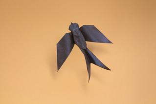 Gen Hagiwara - Swallow | by origami_8