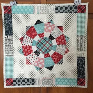 Thimbleblossom mini quilt Swap 2Instagram