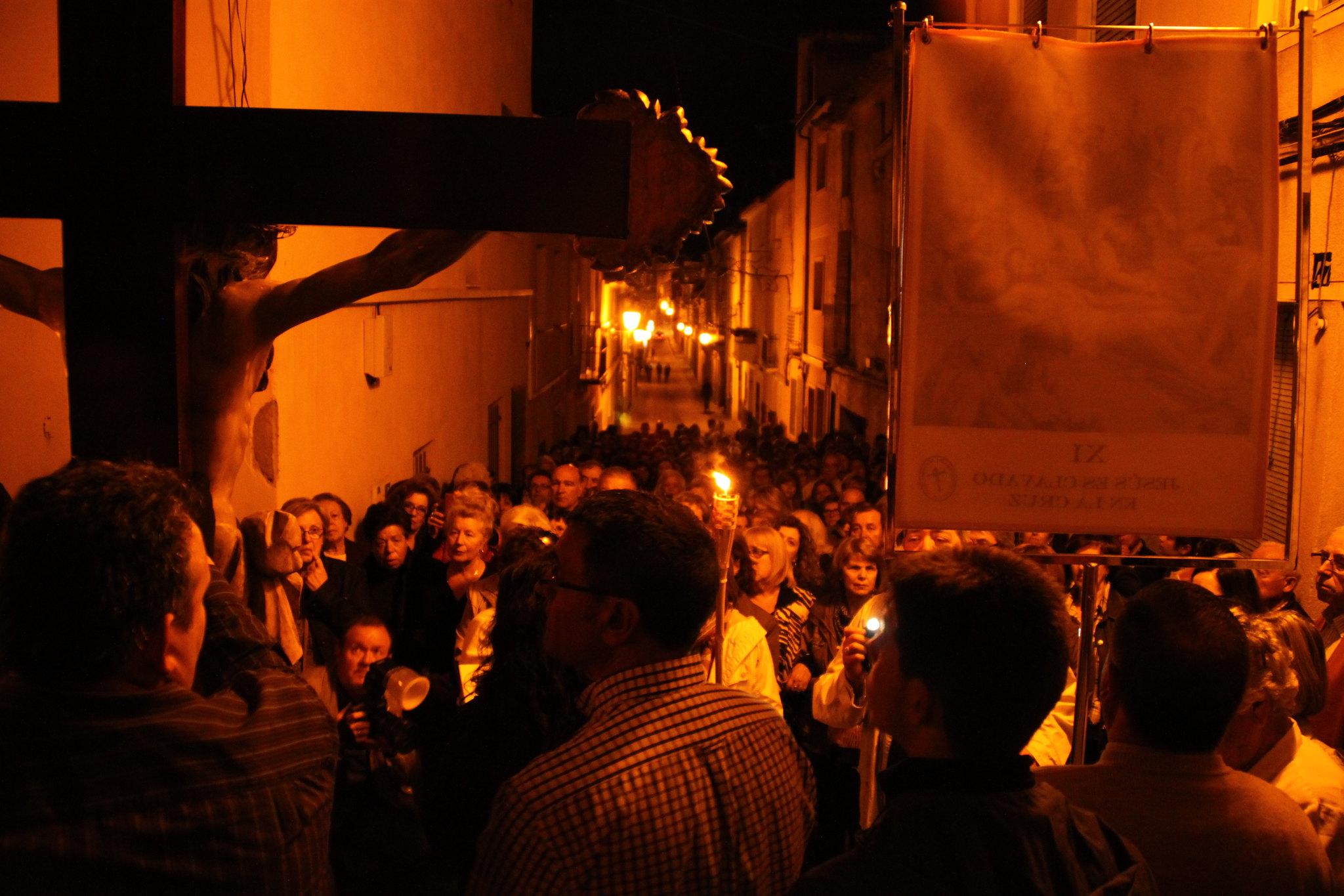 (2014-04-01) -  V Vía Crucis nocturno - Javier Romero Ripoll (140)