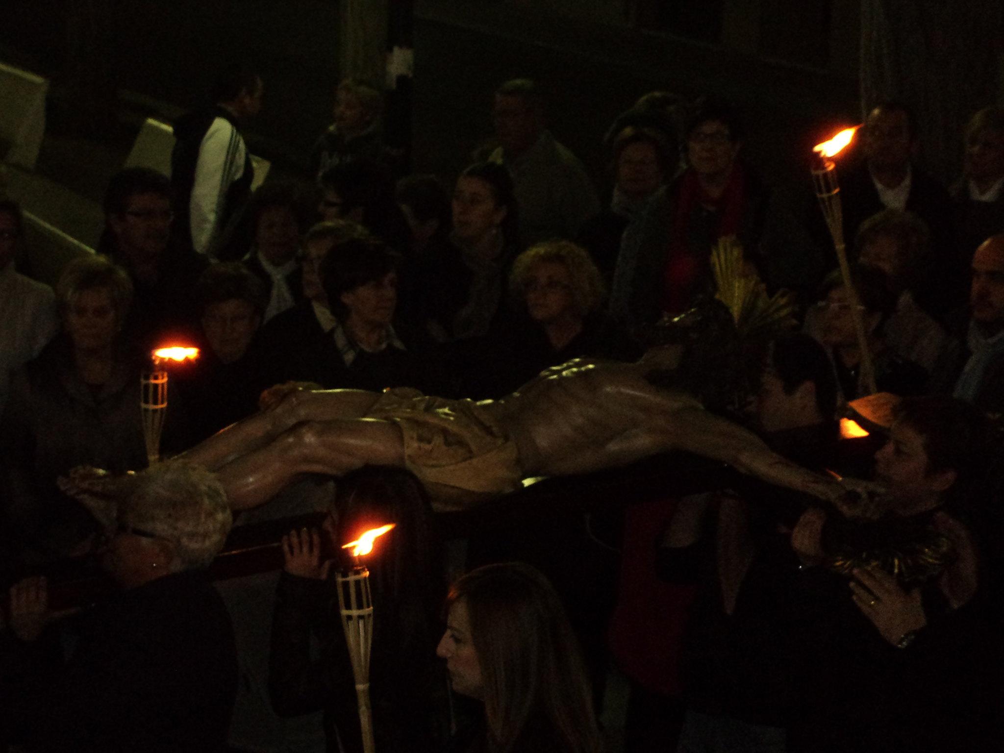 (2012-03-30) - III Vía Crucis nocturno - Jorge Vázquez  (38)