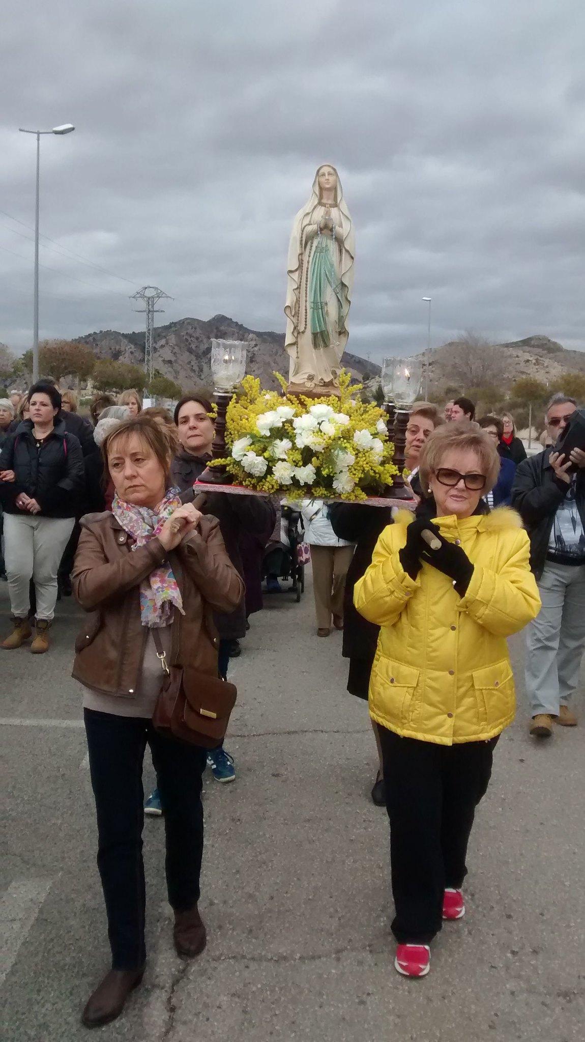 (2016-02-13) - Inauguración Virgen de Lourdes, La Molineta - José Vicente Romero (01)