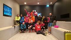 Allenamento Women In Run Milano 25/01/2016