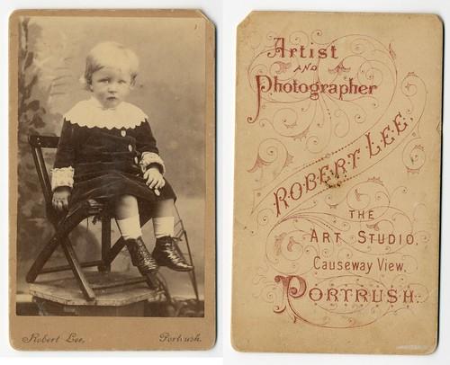 Portrait of young boy (P047)
