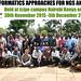November-December 2015 TReND/ICIPE Bioinformatics School 2015