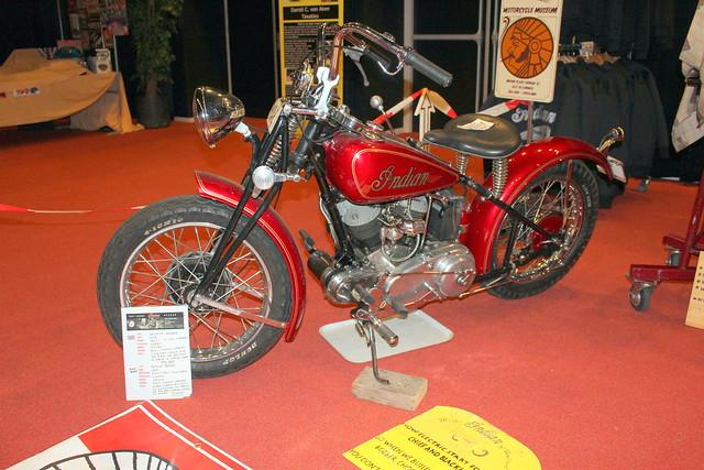 1948 Indian Daytona Bobber