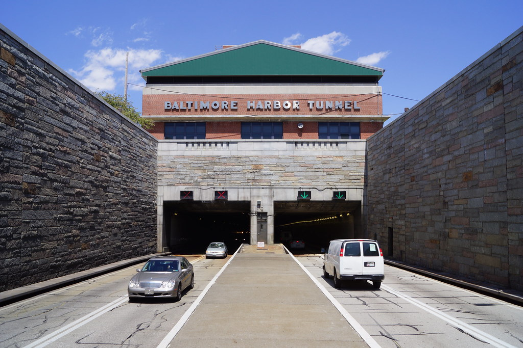 Baltimore Harbor Tunnel (I-895)