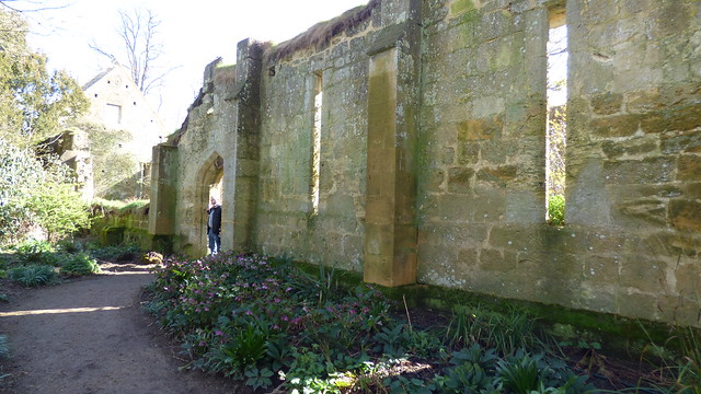 The Tithe Barn (Zehent Scheune) at Sudeley Castle