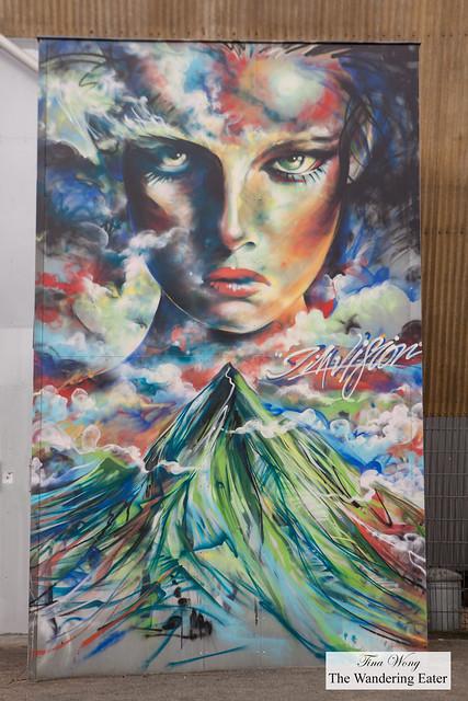 Gorgeous street art