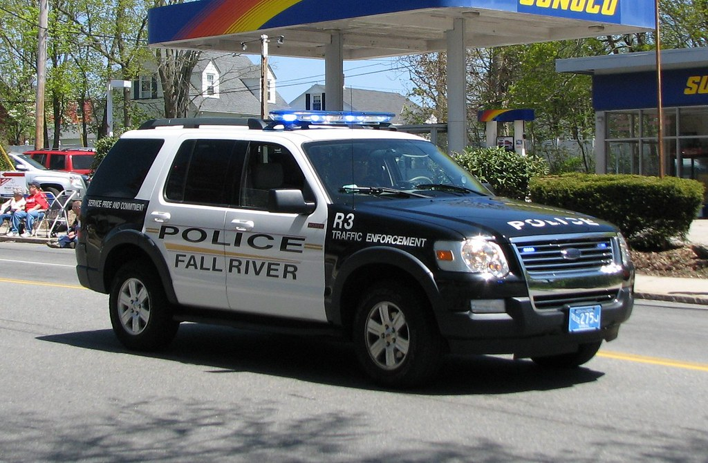 Fall River Ford >> Fall River Ma Police Ford Explorer 1 Rwcar4 Flickr