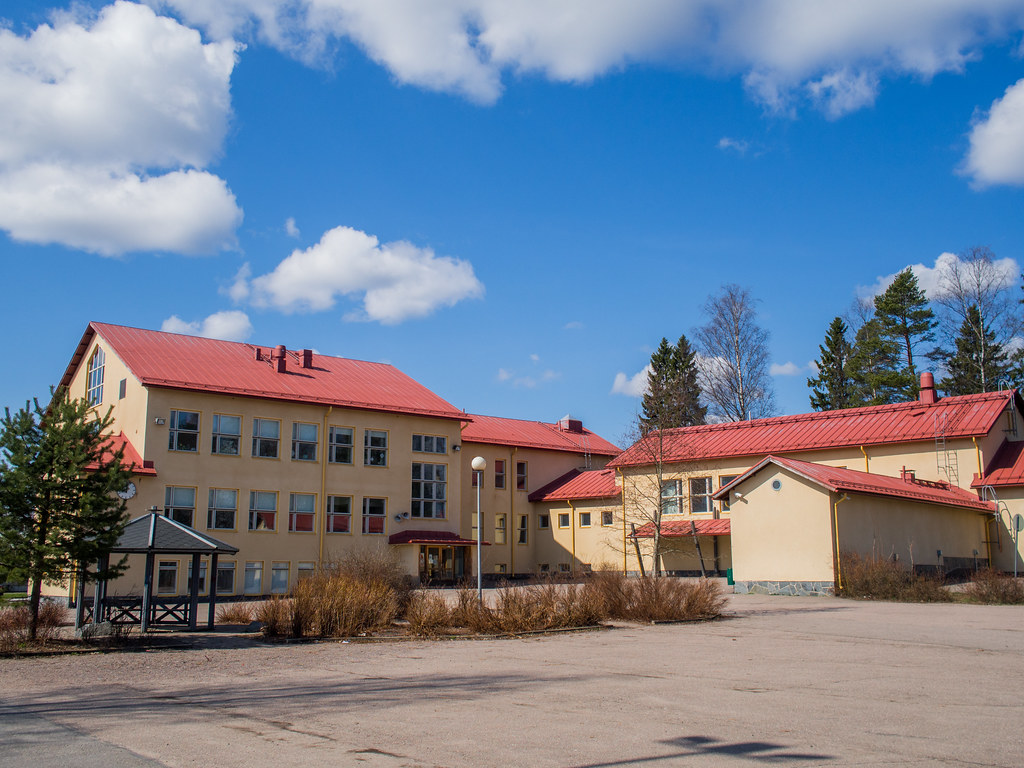 Kirkonkylän Koulu Mäntsälä